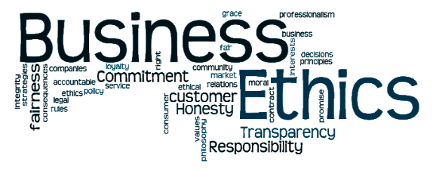 business articles or blog posts associated that will ethics